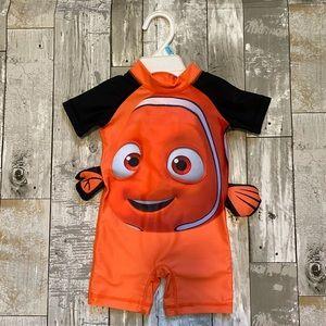 NWT Baby Finding Nemo Swimsuit
